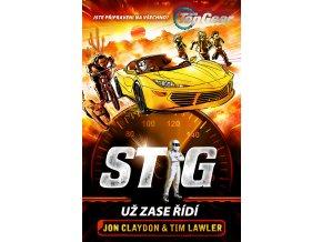 0041366955 Top Gear 2 Stig znovu ridi cz v