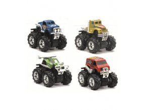 new ray 00547 die cast mini monster