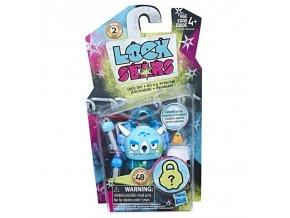 figure lock stars blue dinosaur