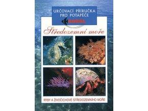 Středozemní moře – Určovací příručka pro potápěče