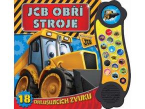 JCB obří stroje – 18 ohlušujících zvuků