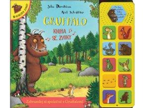 Gruffalo – kniha se zvuky
