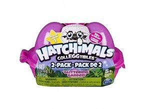 Hatchilals sběratelský karton 2 vajíčka S1
