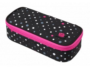 CASE SUPERNOVA 8C BLACK GRAY PINK 1 kopie
