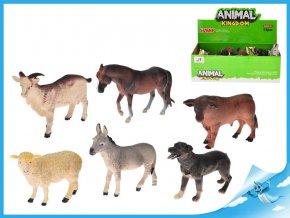 Zvířátka farma 8-10cm 6druhů