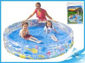 Bazén 152x30cm 3komory v sáčku