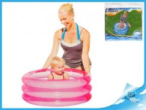 Bazén 70x30cm 3komory 24m+ v sáčku