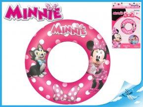 Kruh Minnie nafukovací 56cm 3-6let v krabičce