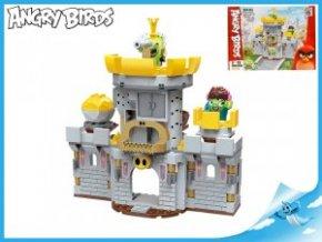 Edukie stavebnice Angry Birds - hrad