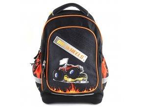 Školní batoh Target - Big Wheels