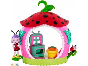 mattel enchantimals broucek s domeckem teeny kitchen