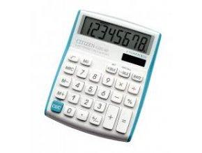 Kalkulačka Citizen s bateriovým a solárním napájením