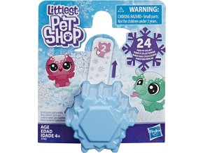 Littlest Pet Shop Frosted Wonderland Verassingspakje 5010993596027