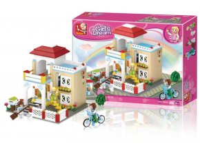 sluban m38 b0533 girls dream series detached house ien317236