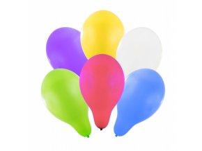 Balonek nafukovací 30cm 6ks v sáčku