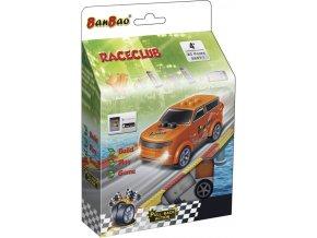 BanBao stavebnice RaceClub auto závodní Nenoot zpětný chod