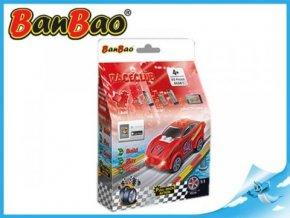 BanBao stavebnice RaceClub auto závodní Torero zpětný chod
