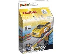 BanBao stavebnice RaceClub auto závodní Moxy zpětný chod