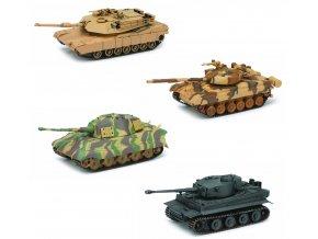 Burago Model stavebnice tank