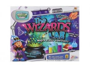 Čarodějnická laboratoř