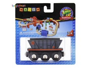 Vagón nákladní na uhlí