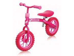 E-Z Rider 10 odrážedlo růžové