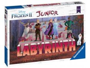 Labyrint Junior Disney Ledové království 2