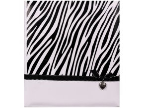fotoalbum na ruzky 29x32 60s zebra bile