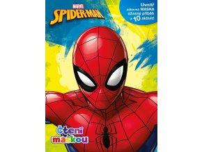 0057804539 spiderman cteni s maskou cz v