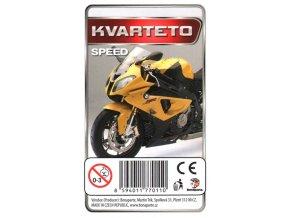 Kvarteto Moto Speed