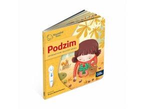 Kouzelné čtení Mini kniha - Podzim