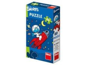 puzzle smoulove ve vesmiru 60 dilku 35059