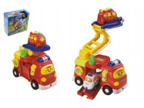 Tut Tut Velké hasičské auto+autíčko