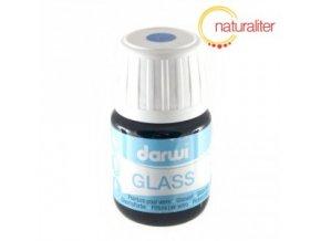 vitrazova barva darwi glass tmave modra 30ml