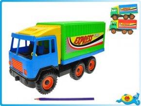 Auto nákladní kontainerové