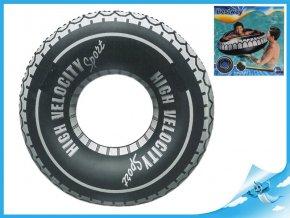 Kruh nafukovací 119cm design pneumatika 12+