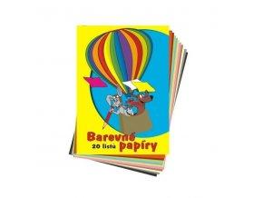barevne papiry slozka 20 listu 82623 0 1468500801