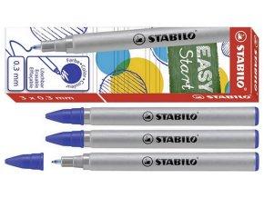 Náplň STABILO EASYoriginal, 0,33 mm, modrá 1 ks