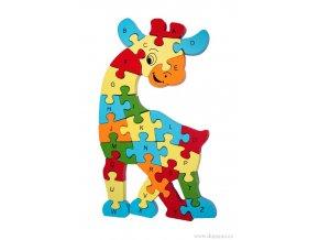 Puzzle ABC, 123