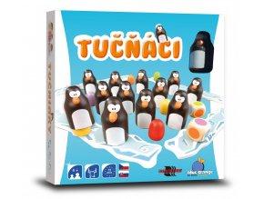 Hra Tučňáci