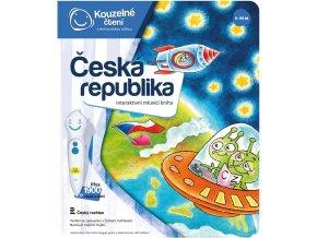 Kouzelné čtení Interaktivní mluvící kniha Česká republika