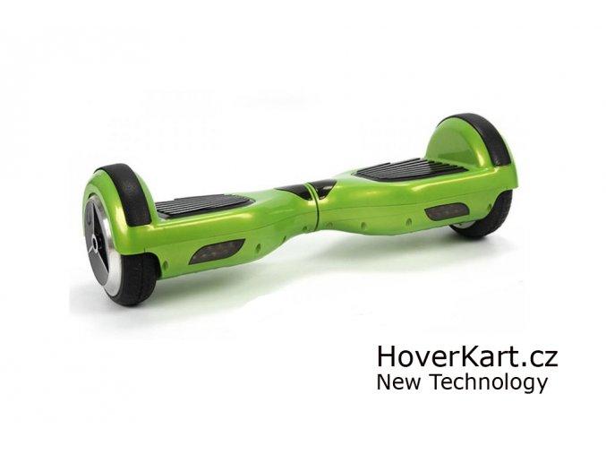 Hoverboard Q3 6 Zelený
