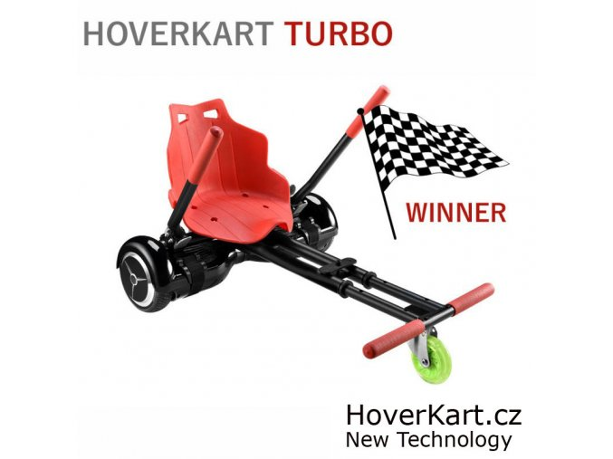 Hoverboard Buggy - Turbo