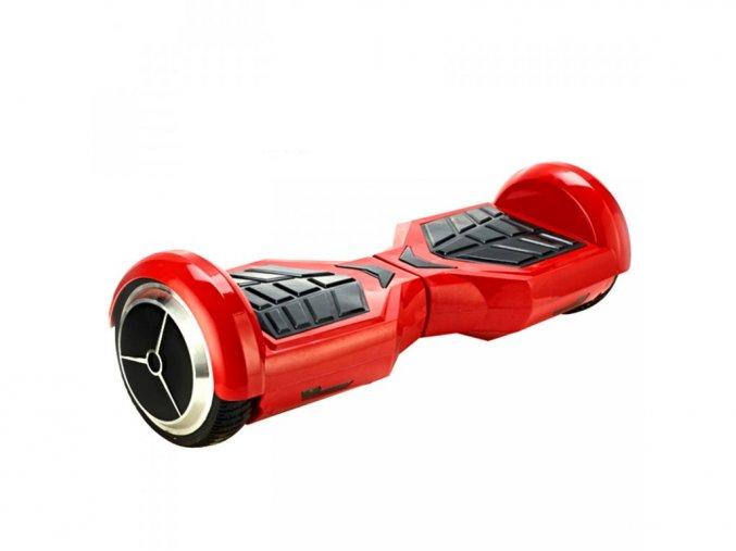 "Hoverboard Q6 Transformer Červený 6,5"""