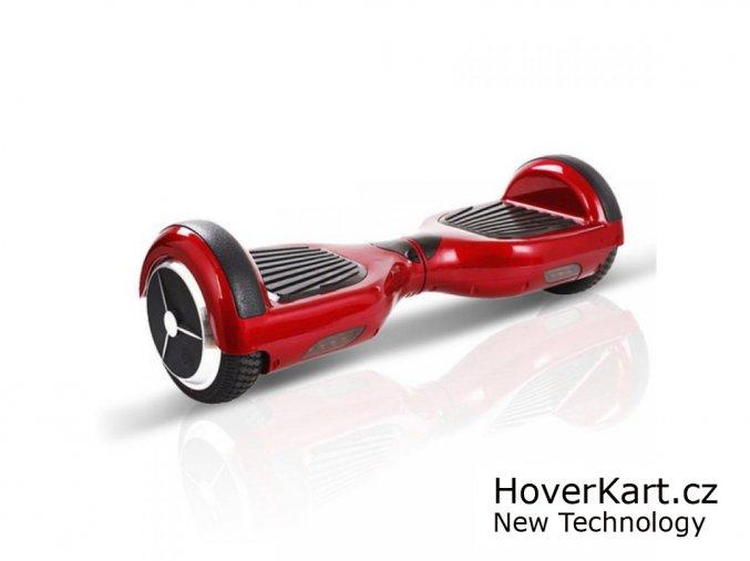 """Hoverboard Standard červený 7"""""""