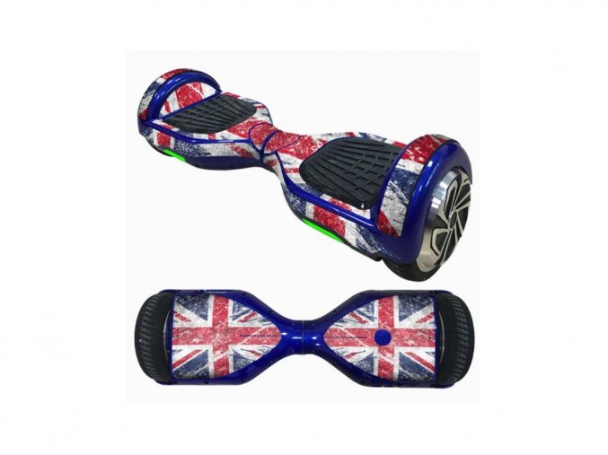Nálepka pro hoverboard Anglie