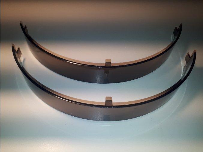 Plastový kryt pro hoverboard 2 kusy (gyroboard, smart balance wheel) Q5 hoverboard je podobný známému vozítku mini segway