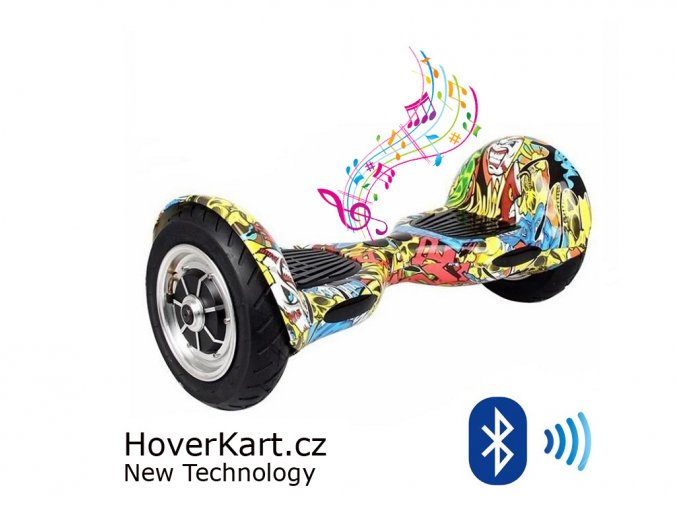 hoverboard bloototh