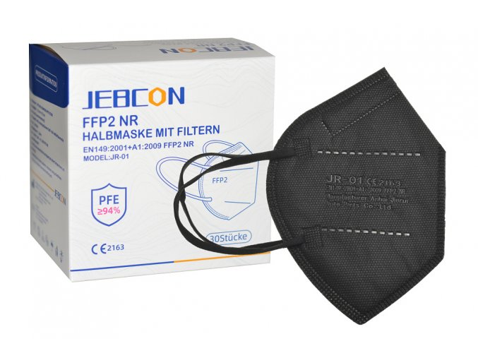 Respirátor FFP2 JR 1