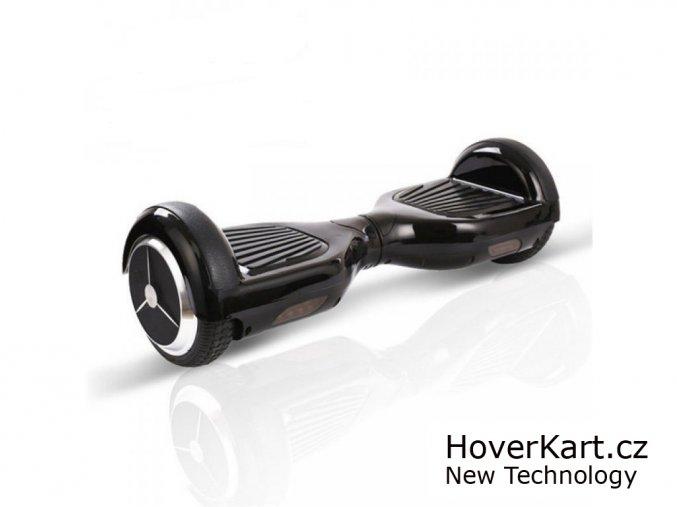 """Hoverboard mini WHEEL-E WH01 BLUETOOTH 6.5"""" černý"""